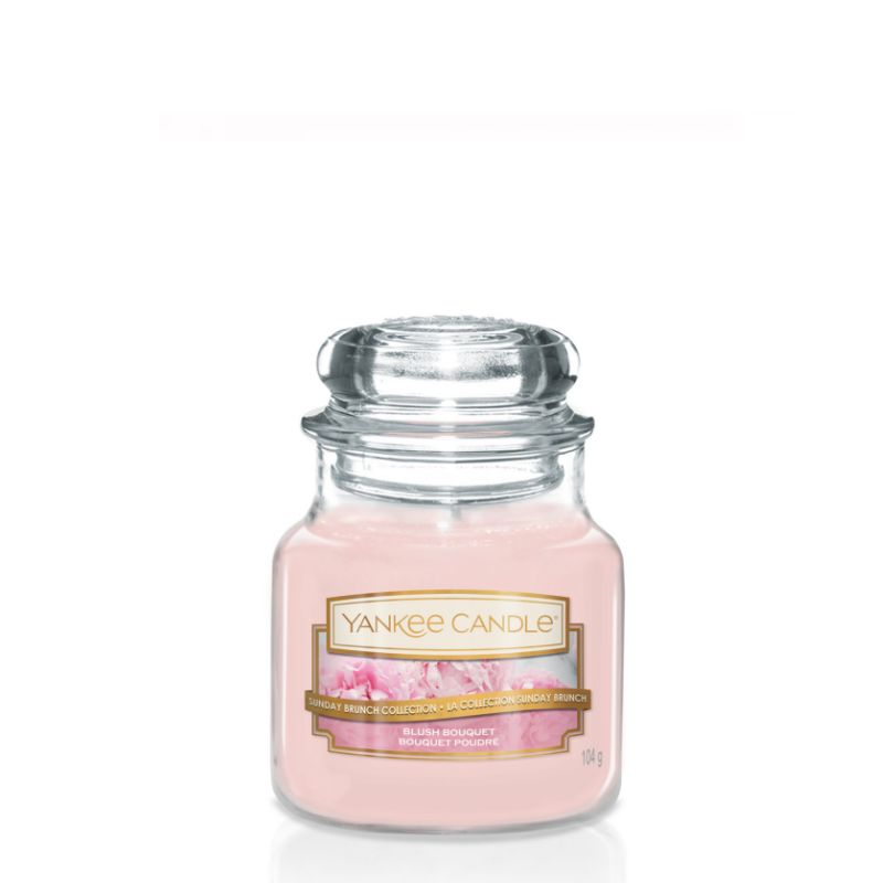 Yankee Candle Blush Bouquet - Small jar