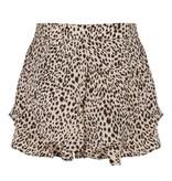 Jacky Luxury Short - Leopard Beige