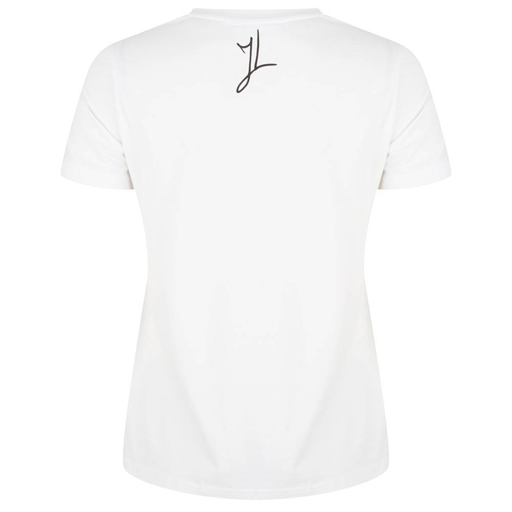 Jacky Luxury T-shirt - Cherry Leopard Pink
