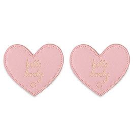 Katie Loxton Onderleggers - Heart - Hello Lovely