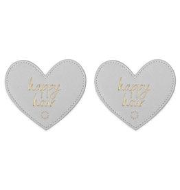 Katie Loxton Onderleggers - Heart - Happy Hour