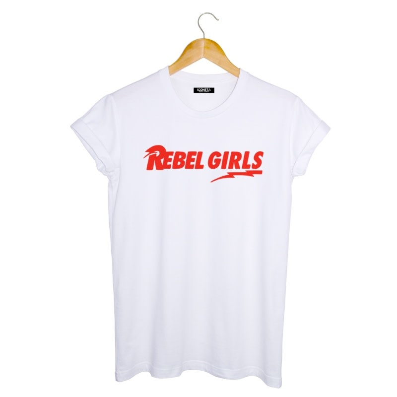 Iconeta T-shirt - Rebel Girls
