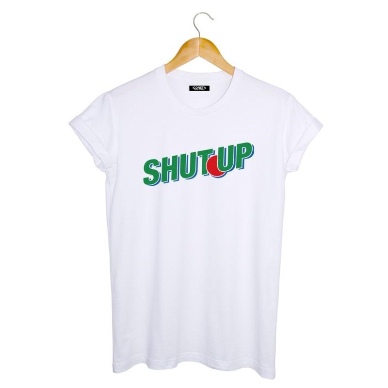 Iconeta T-shirt - Shut Up