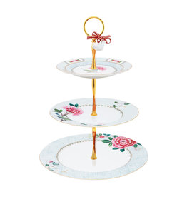 Pip Studio Blushing Birds - Cakestand White