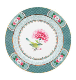 Pip Studio Blushing Birds - Set van 2 - Bord Blue 17cm