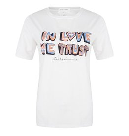 Jacky Luxury LAATSTE STUK XL - T-shirt - True Love