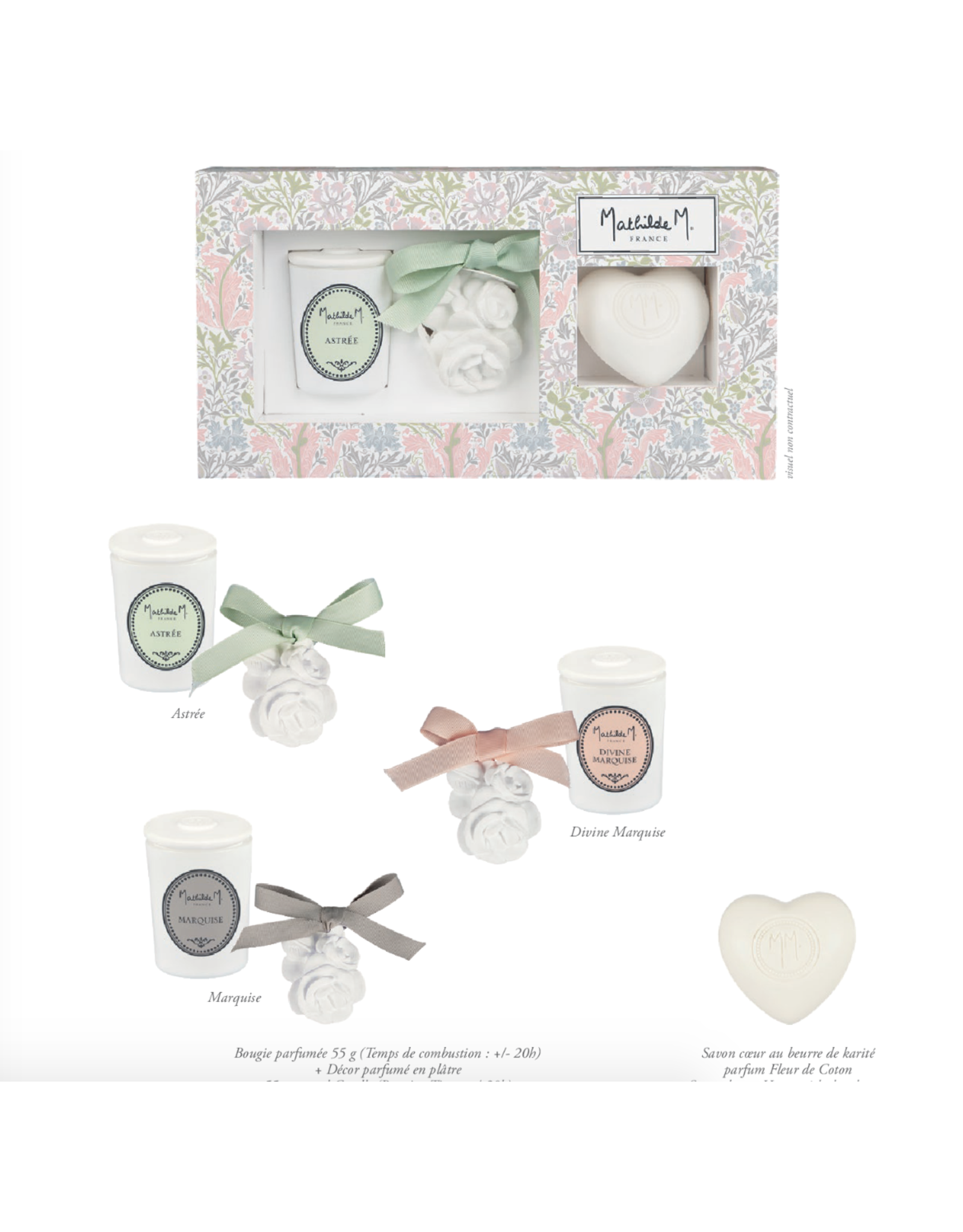 Mathilde M Marquise - Giftbox - Limited Edition
