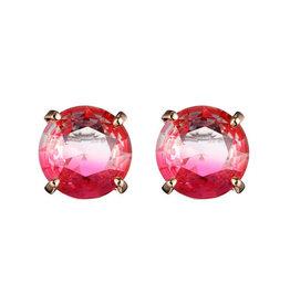 Bizou Oorbellen - Bubble Pink