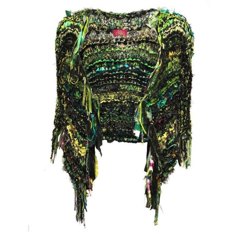 Tutu Chic Handmade Jungle Knit
