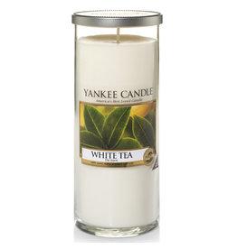 Yankee Candle White Tea Large Pillar