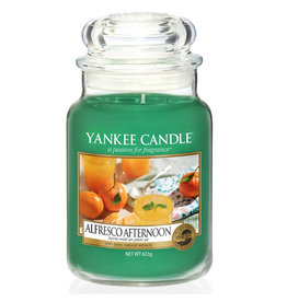 Yankee Candle Alfresco Afternoon - Large jar