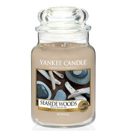 Yankee Candle Seaside Woods - Large jar
