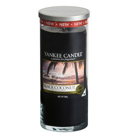 Yankee Candle Black Coconut Large Pillar