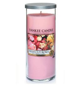 Yankee Candle Fresh Cut Roses Large Pillar