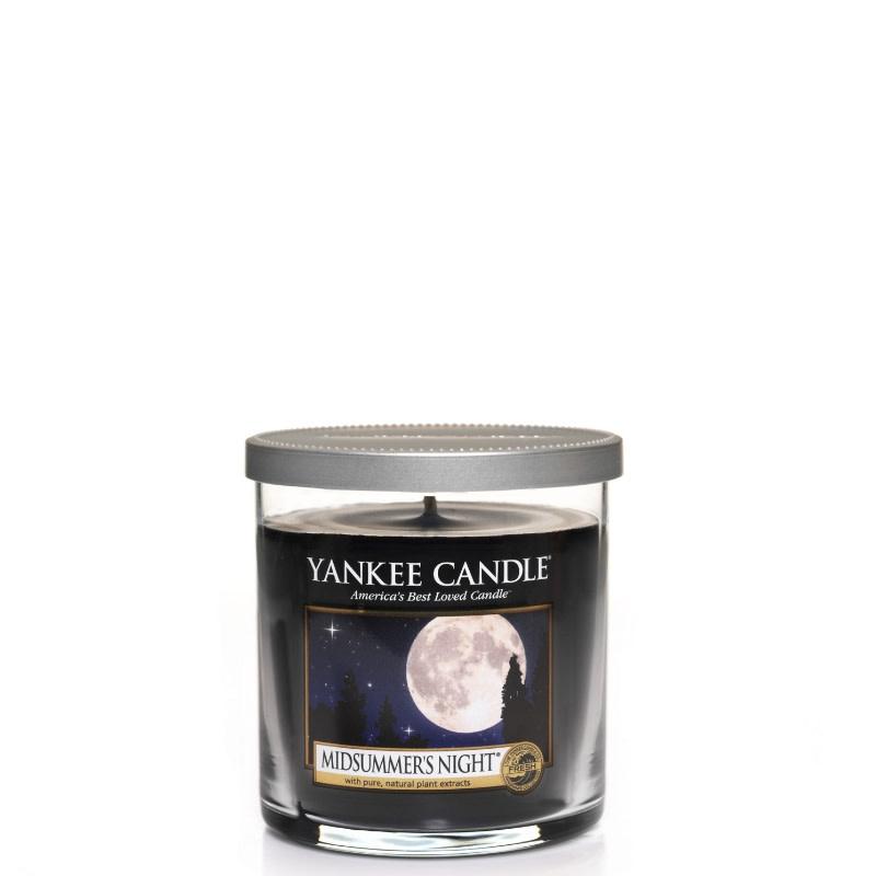 Yankee Candle Midsummers Night Small Pillar