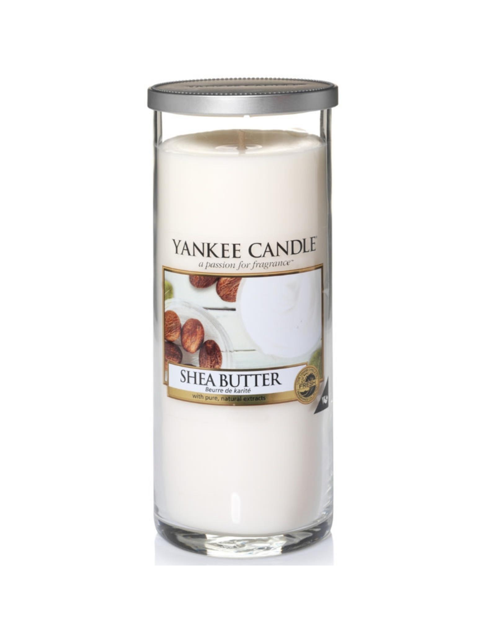 Yankee Candle Shea Butter Large Pillar