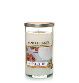 Yankee Candle Shea Butter Medium Pillar