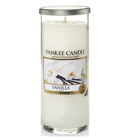 Yankee Candle Vanilla Large Pillar