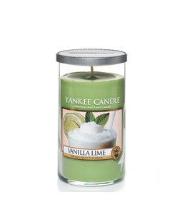 Yankee Candle Vanilla Lime Medium Pillar
