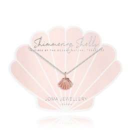 Joma Jewellery Shimmering Shell - Ketting
