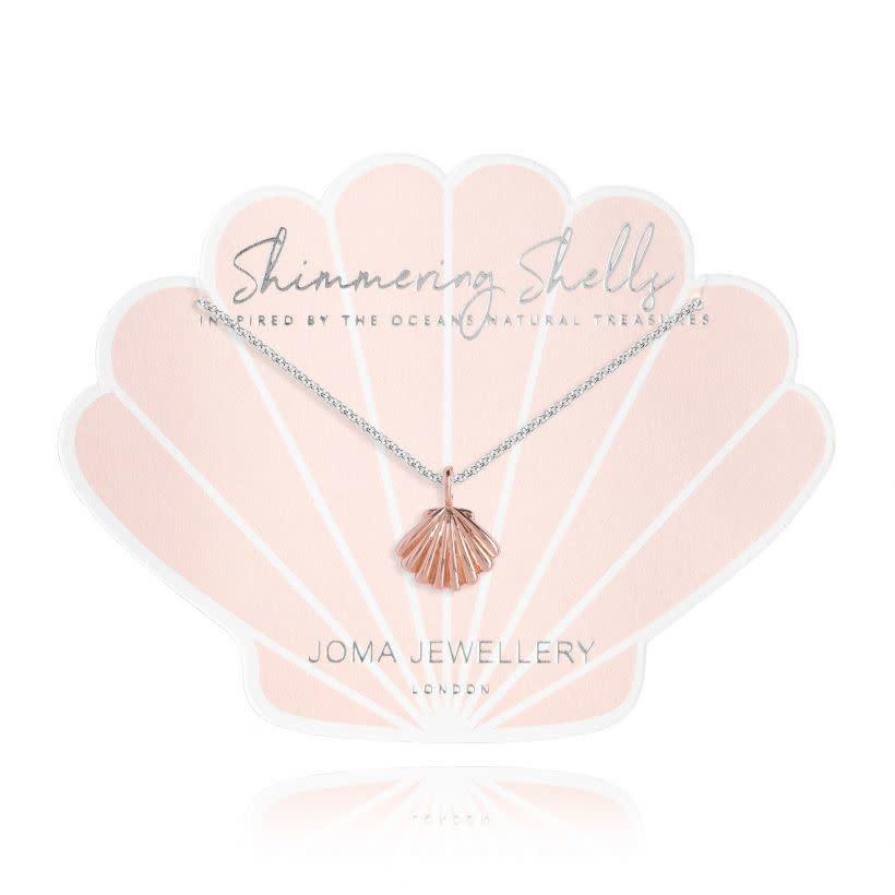 Joma Jewellery Shimmering Shell - Ketting