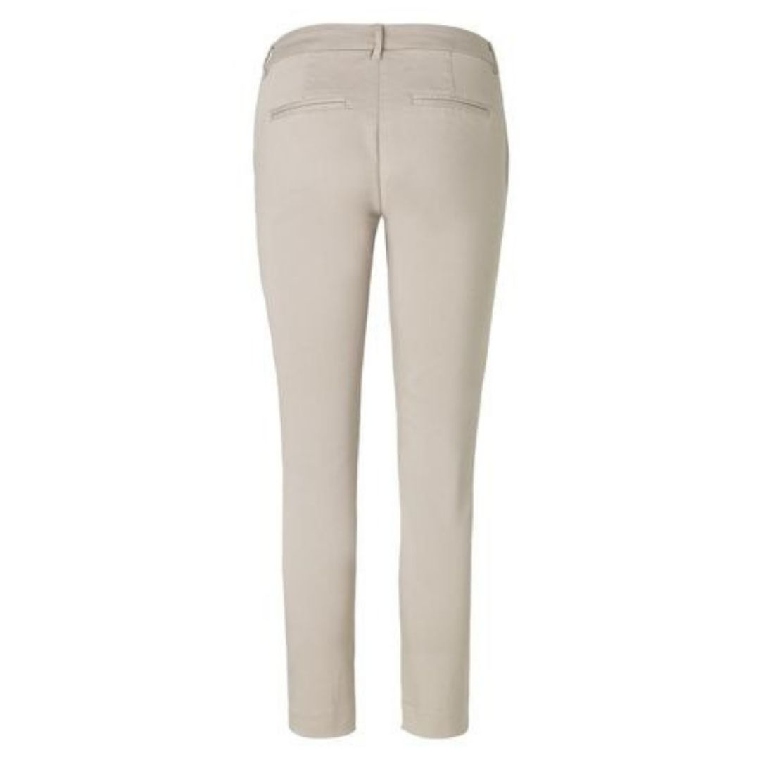 Second One Broek Carine - Biscuit