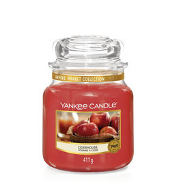 Yankee Candle Cidcidererhouse - Medium jar