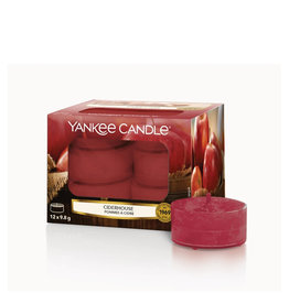 Yankee Candle Ciderhouse - Tea Lights 12 st