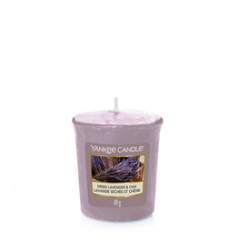 Yankee Candle Dried Lavender & Oak - Votive