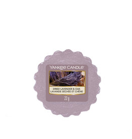 Yankee Candle Dried Lavender & Oak - Tart