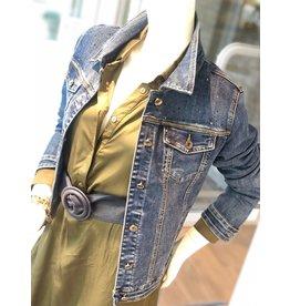 Bizou Jeansvest - Sparkle
