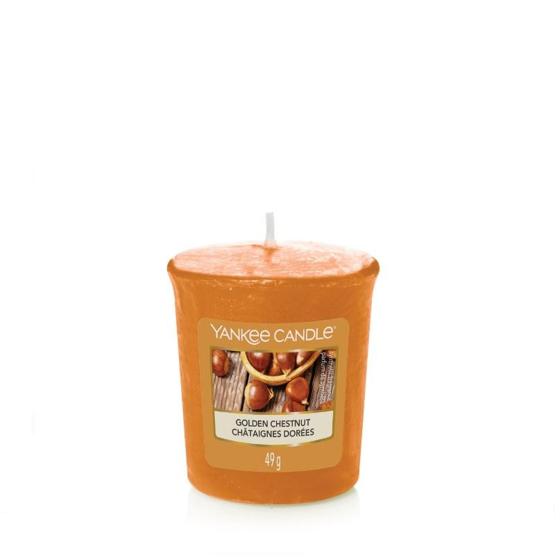 Yankee Candle Golden Chestnut - Votive