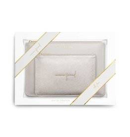 Katie Loxton Perfect Pouch Giftset - Fabulous Friend