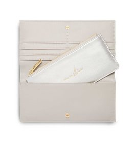 Katie Loxton Secret Message Purse - Time to Shine