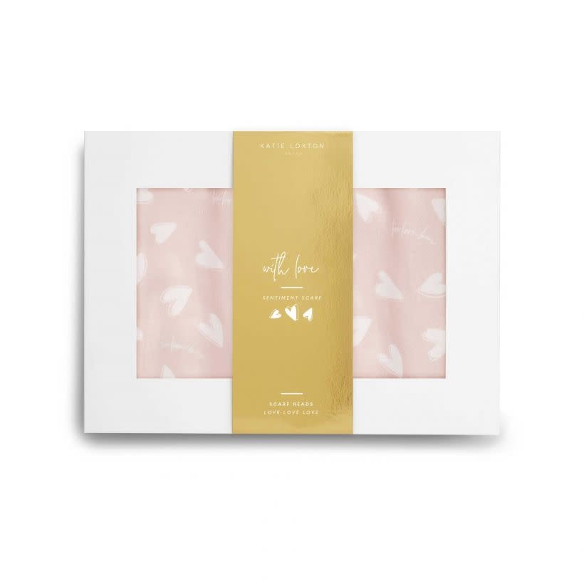 Katie Loxton Wrapped up in Love - With Love