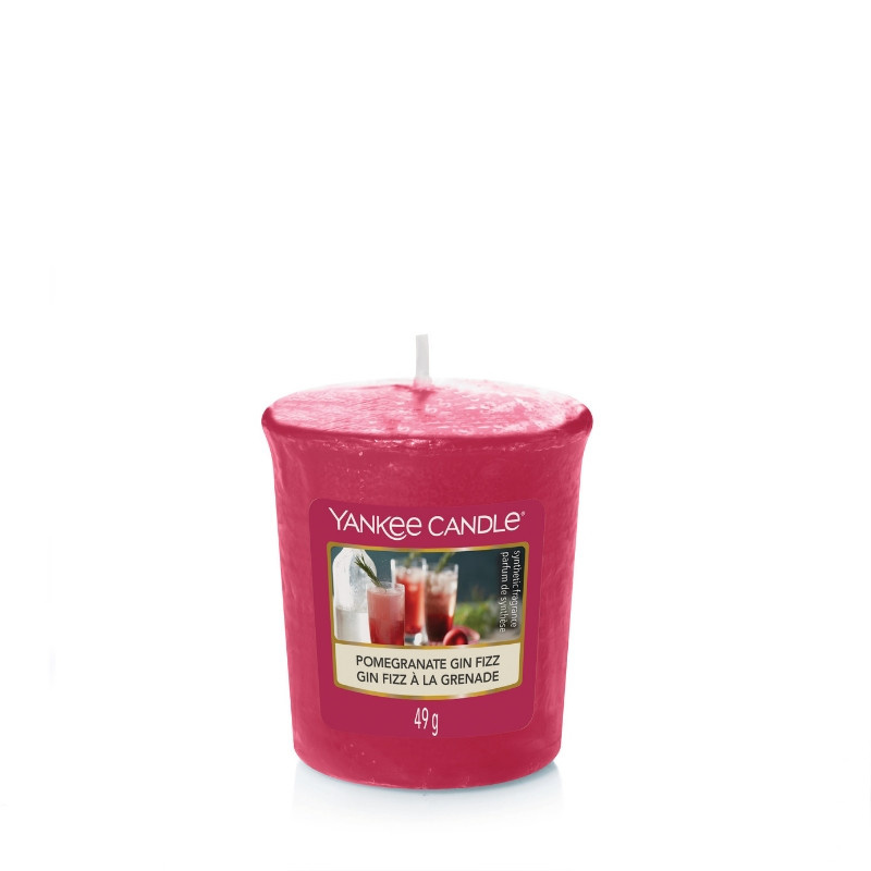 Yankee Candle Pomegranate Gin Fizz - Votive
