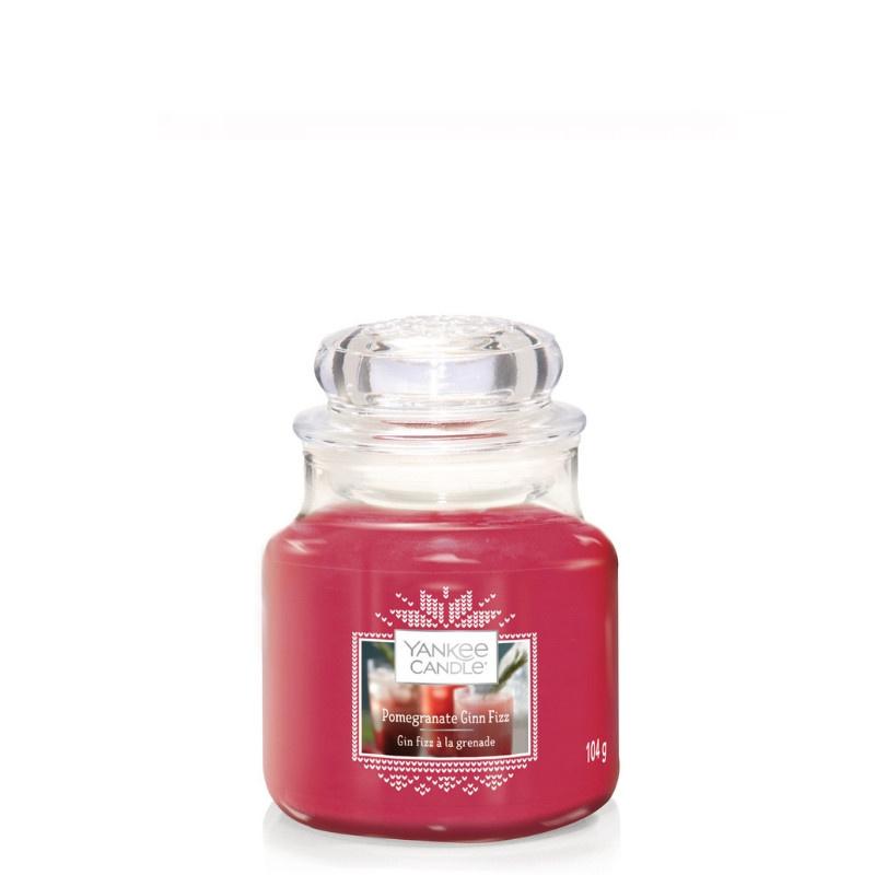 Yankee Candle Pomegranate Gin Fizz - Small Jar