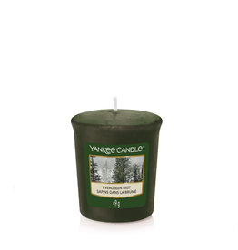 Yankee Candle Evergreen Mist - Votive