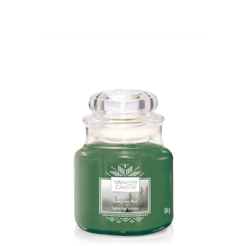 Yankee Candle Evergreen Mist - Small Jar