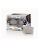Yankee Candle Candlelit Cabin - Tea Lights 12 st