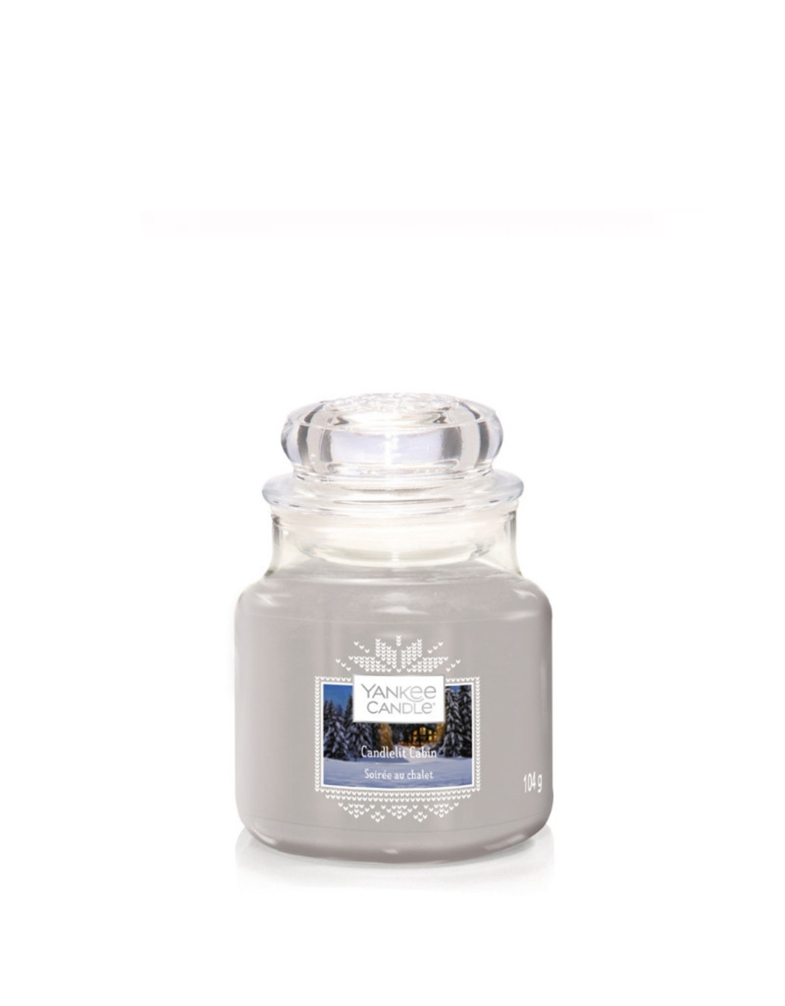 Yankee Candle Candlelit Cabin - Small Jar