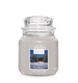 Yankee Candle Candlelit Cabin - Medium jar