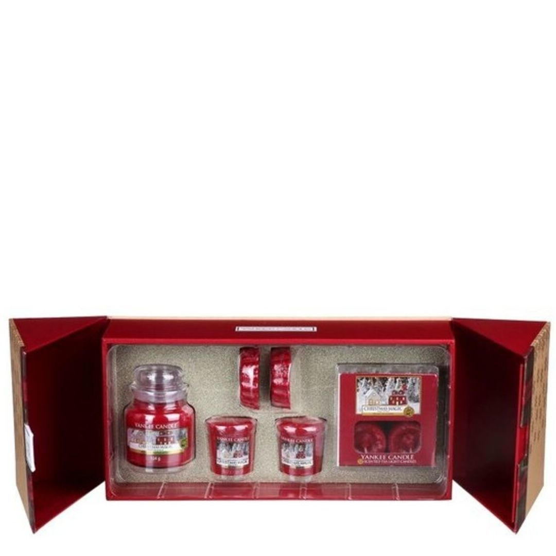Yankee Candle Alpine Christmas - Fragrance Set