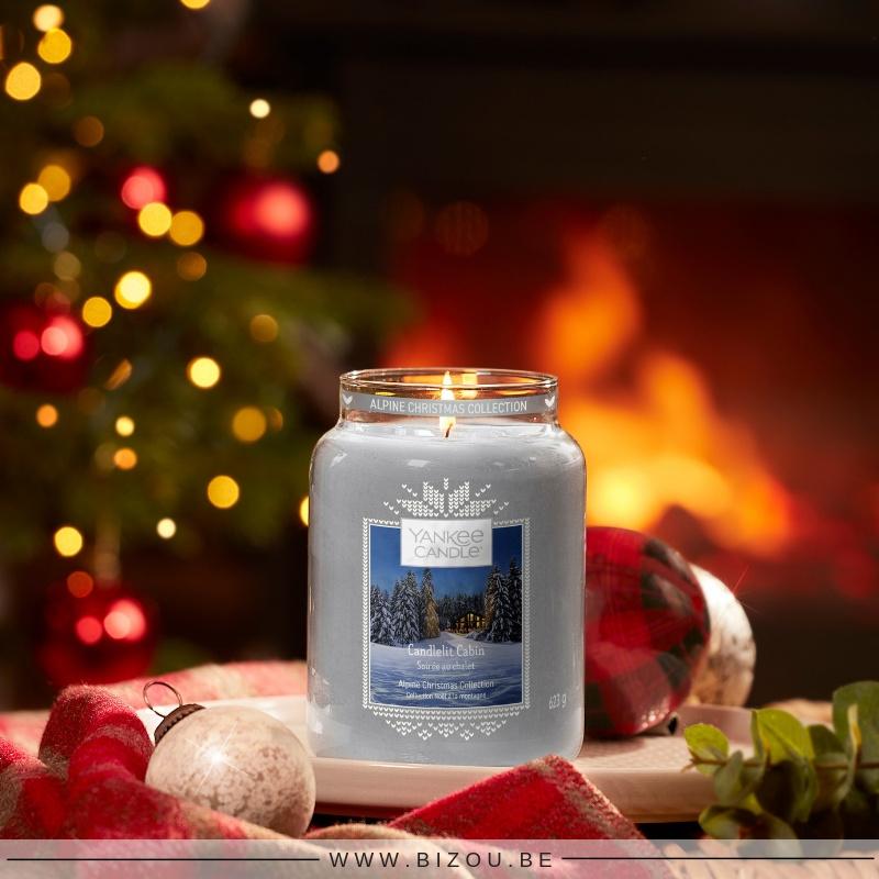 Yankee Candle Candlelit Cabin -  Large Jar