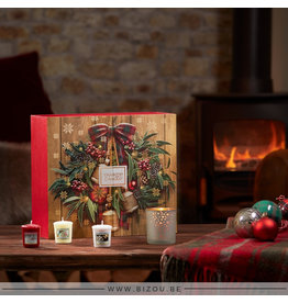 Yankee Candle Alpine Christmas - Advent Calendar Book