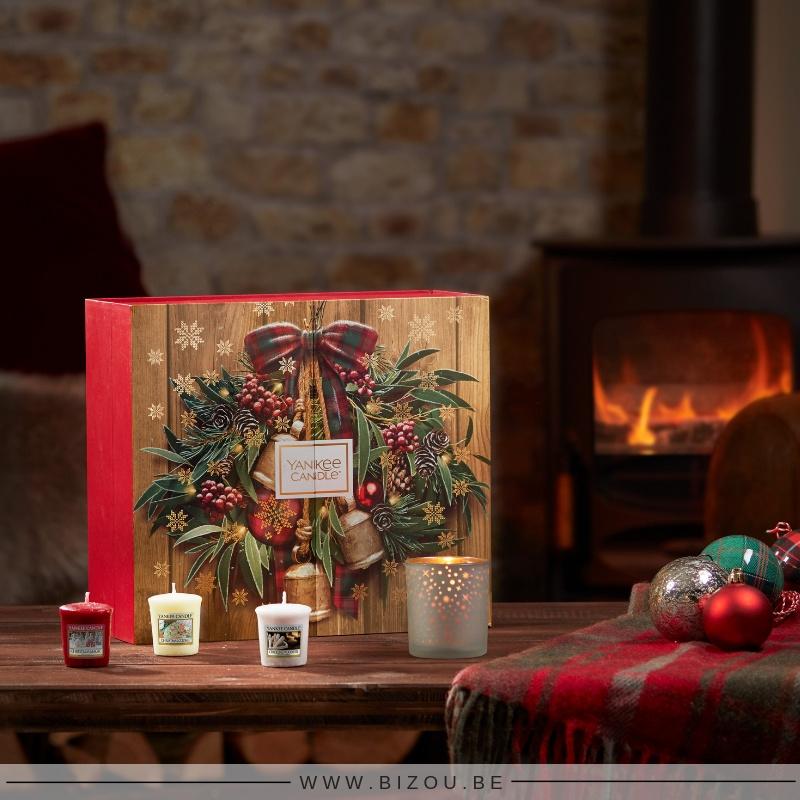 Yankee Candle Alpine Christmas - Advent Calendar Book