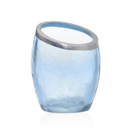 Yankee Candle Pearlescent Blue Votive Holder