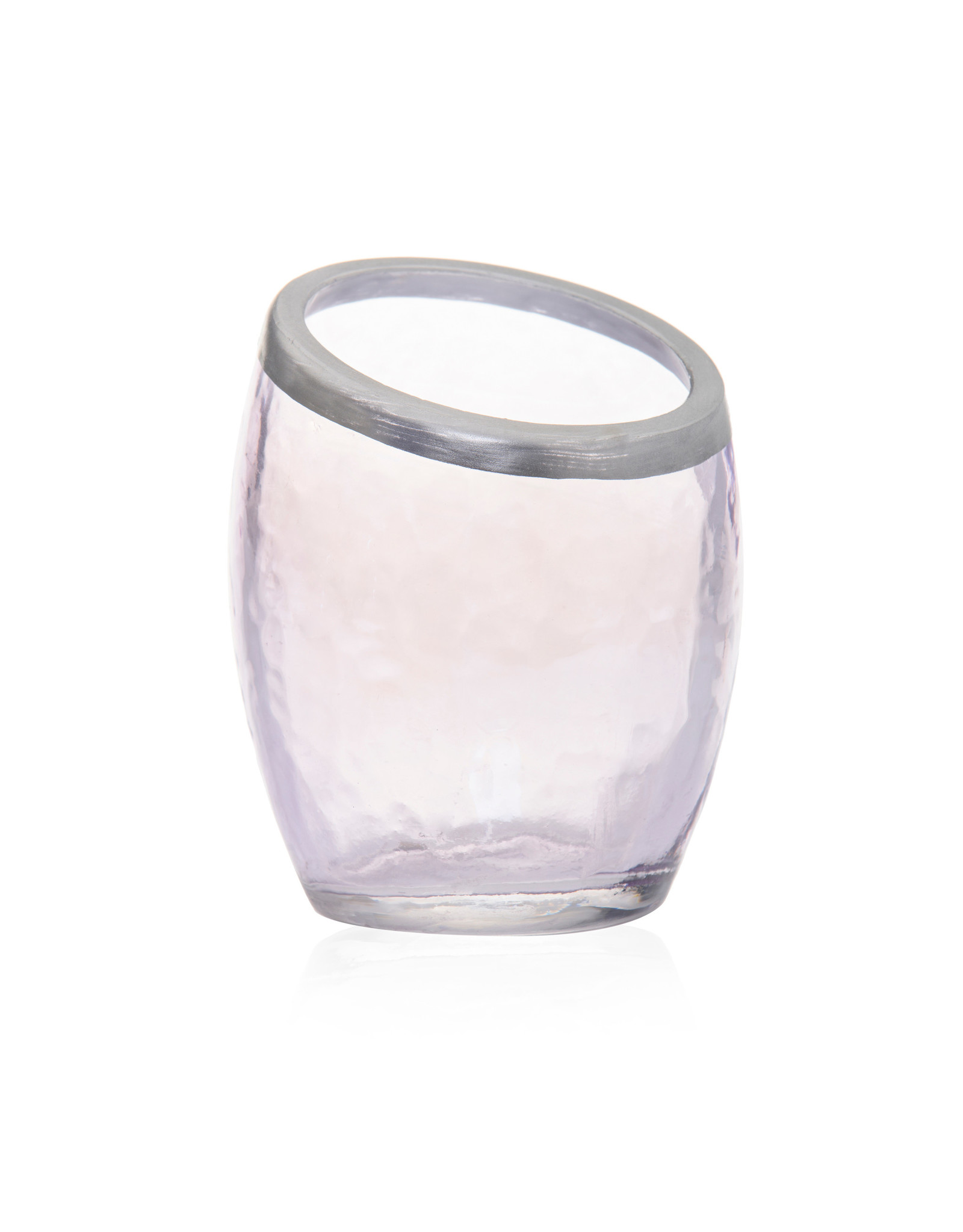 Yankee Candle Pearlescent Purple Votive Holder