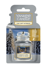 Yankee Candle Candlelit Cabin Car Jar Ultimate