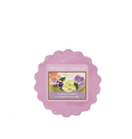 Yankee Candle Floral Candy - Tart